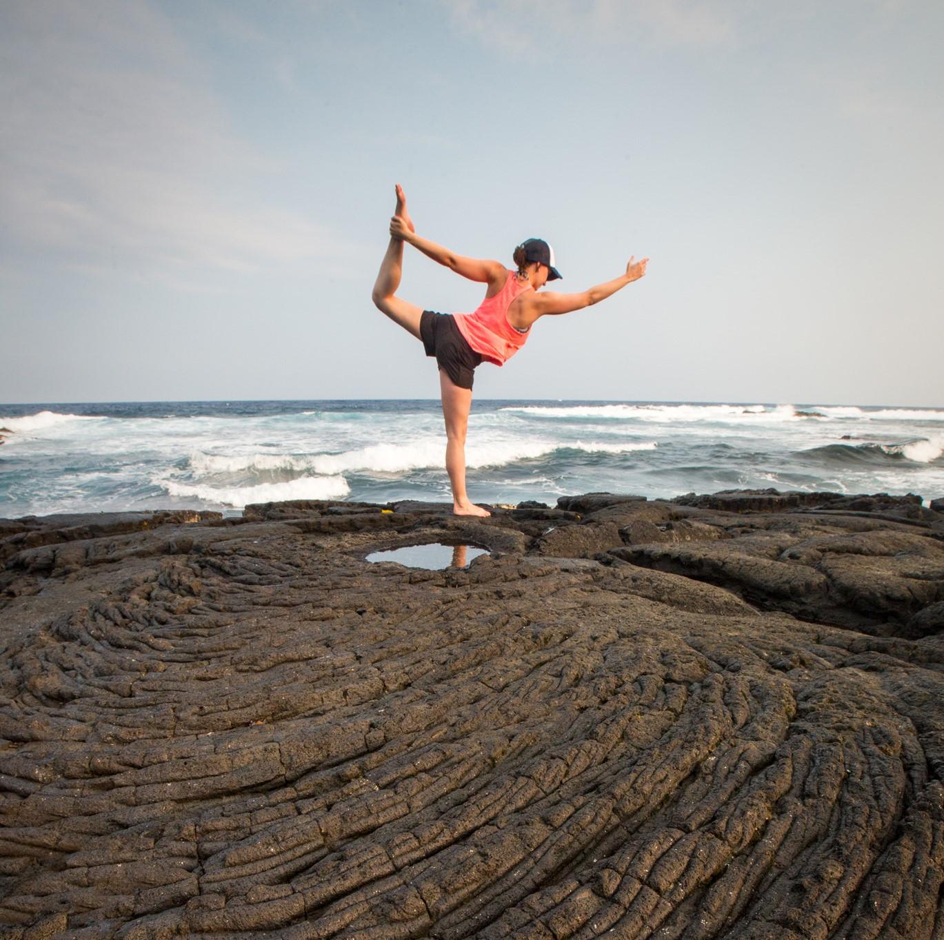 Wellness on the Island of Hawaii