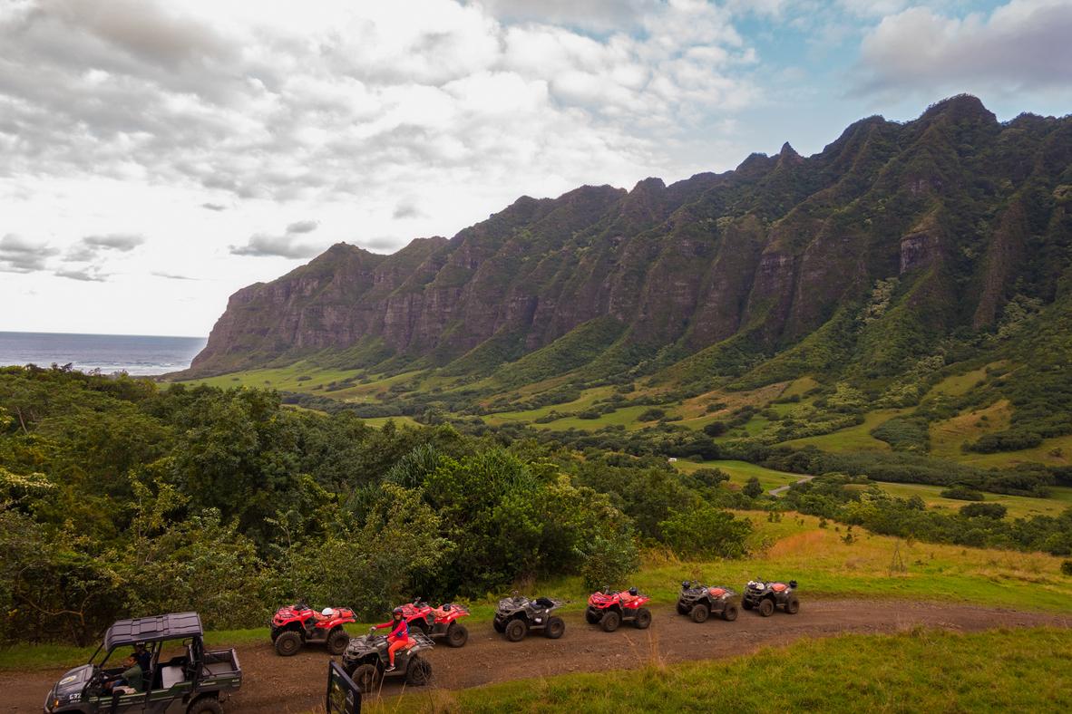 Oahu Five ways