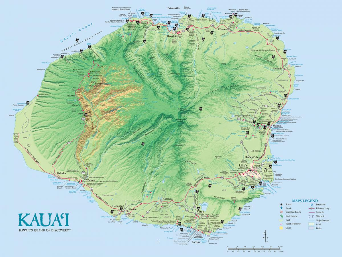 Kauai Island Maps & Geography | Go Hawaii on kauai tour maps, kauai county parks, kauai beach map, kauai relief map, kauai points of interest map, kauai county map, kauai hunting map, kauai waterfall map, honopu ridge trail map, kauai cities map, kauai snorkeling spots, kauai snorkeling map, kauai tourist map, kauai scuba diving, kauai kayaking, kauai topographical map, kauai falls, kauai road map, kauai activities, princeville kauai map,