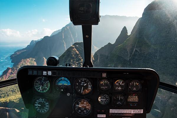 Helicopter Kauai