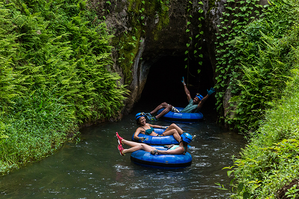 Mountain Tubing Kauai