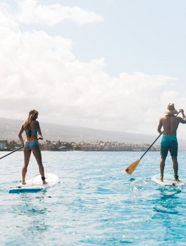 Stand-Up Paddleboarding/SUP