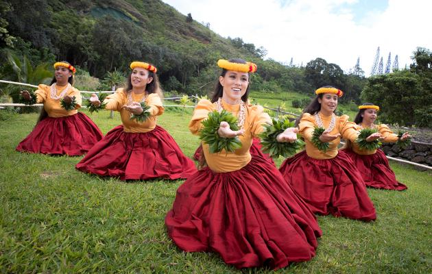 how to hula dance step by step
