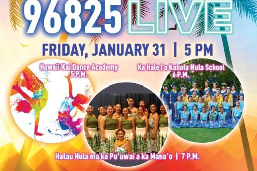 ' 96825 Live' Showcases Local Talent at Hawaii Kai Towne Center