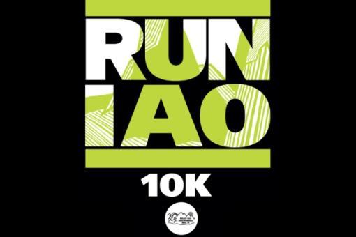 Iao Valley 10K & 5K