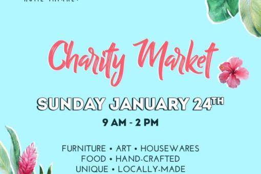 Charity Market - Aloha Home Market