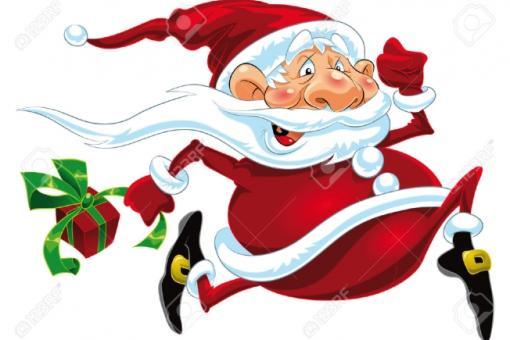 Christmas 5K Run / 1 Mile Walk and Santa\'s 1/2 Mile Keiki Dash | Go ...