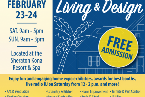 Hawaii Island Living Design Expo Go Hawaii