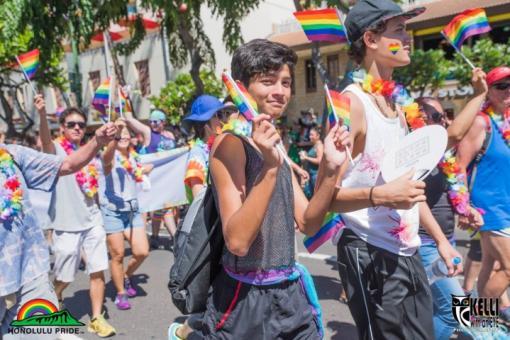 Honolulu Pride™ Parade and Festival