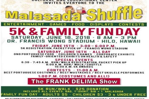 Malasada Shuffle