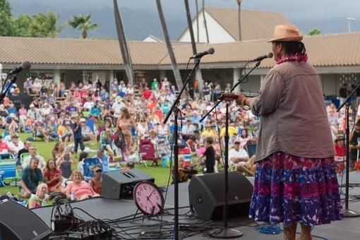 Maui Ukulele Festival 2018