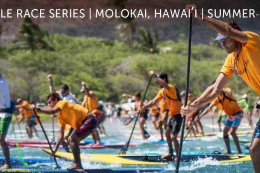 Paddle Race Series for all paddle craft with up to 35 miles of racing!