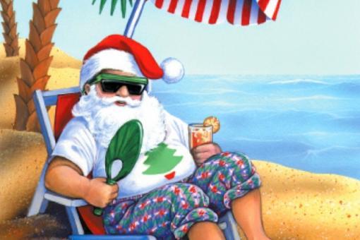 Santa in da House ~ Princeville