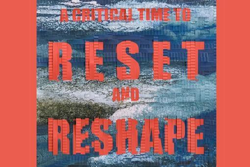 Taiji Terasaki: RESET/RESHAPE