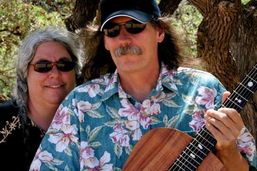 Traditional Hawaiian Slack Key Guitar & Ukulele