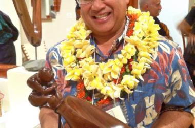 """Art with Aloha: FREE """"Talk Story"""" & Kupe'e with Keith Maile"""