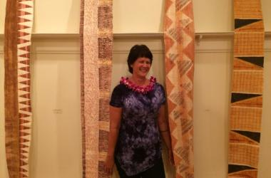 Art with Aloha: Understanding Hawaiian Kapa with Dalani Tanahy