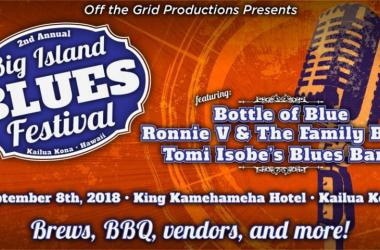 2nd Annual Big Island Blues Festival