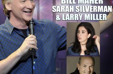 Bill Maher's 9th Annual New Year's Comedy Extravaganza