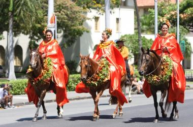 (CANCELLED) King Kamehameha Celebration Floral Parade (104th Annual)