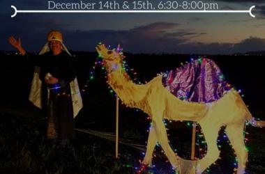 Drive-Through Live Christmas Nativity