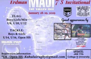 Erdman Maui 7's Invitational