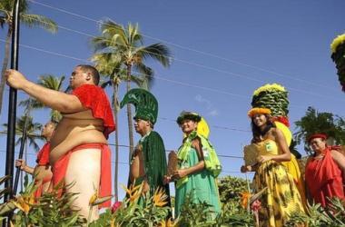 Festivals Of Aloha - Molokai Investiture