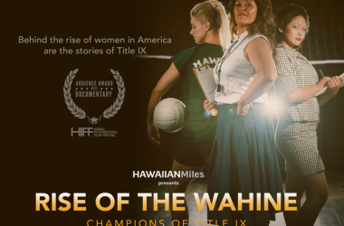 Film Screening: Rise of the Wahine: Champions of Title IX
