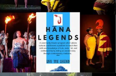 2016 & 2017 Hana Legends performances
