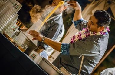 Hawai'i Food & Wine Festival: 7-Eleven Presents Slurp