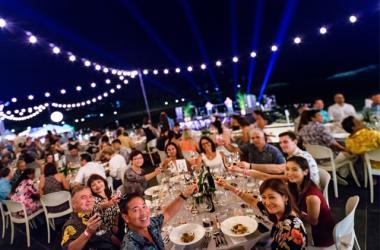 Enjoy world-class wines under the stars at Winederland.