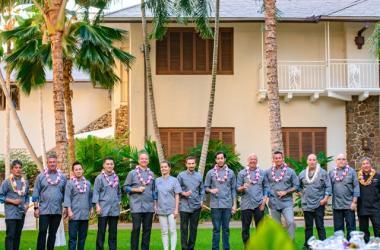 Hawai'i Food & Wine Festival: Saks Fifth Avenue Presents Halekulani Culinary Masters Gala – A Tribute to Paul Bocuse