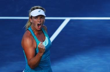 CoCo Vandeweghe, Getty Images
