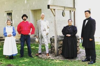 Hawaiian Mission Houses presents: Cemetery Pupu Theatre: At Your Service