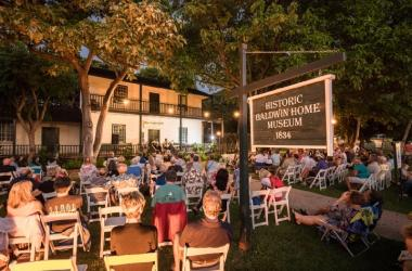 Hawaiian Music Series free concerts at Baldwin Home in Lahaina