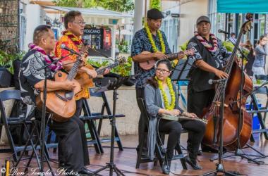 Hawaiian Steel Guitar Festival at Ka Makana Alii