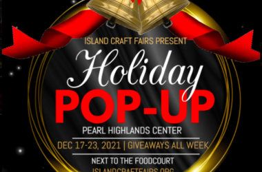 Holiday Pop Up