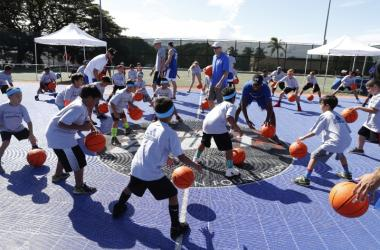 Hoops Clinic presented by HMSA