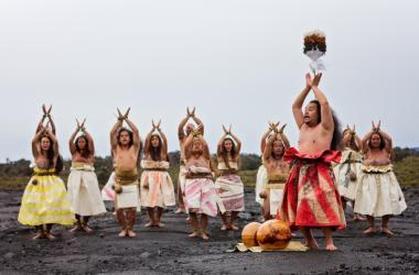 Hala Na Kipu'upu'u with Kumu Hula Micah Kamohoali'i