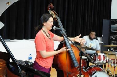 "Jazz Maui East Meets West Festival ""Jazz Camp"""