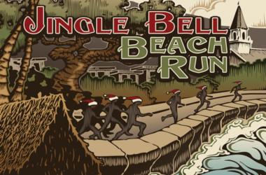 Kona Jingle Bell Beach 5k Fun Run