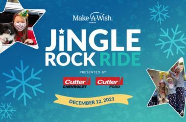 Jingle Rock Ride 2021