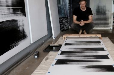 """Kamran Samimi: In Stillness"" Art Exhibit"