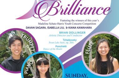 Kamuela Philharmonic Orchestra presents En Pointe Brilliance