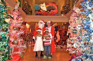 Santa's Gone Kauaian! at Kauai Festival of Lights