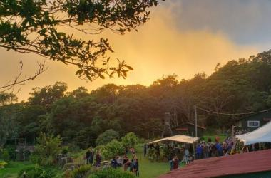 Kaua'i Old Time Gathering – Ole' kine fun and music in the mountains