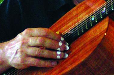 Local Koa Guitar