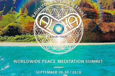 Kauai yoga & Peace festival