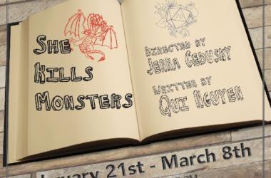 "KCP Presents ""She Kills Monsters"""