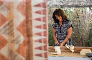 Living Culture: Hawaiian Kapa--Making Tree Bark Cloth